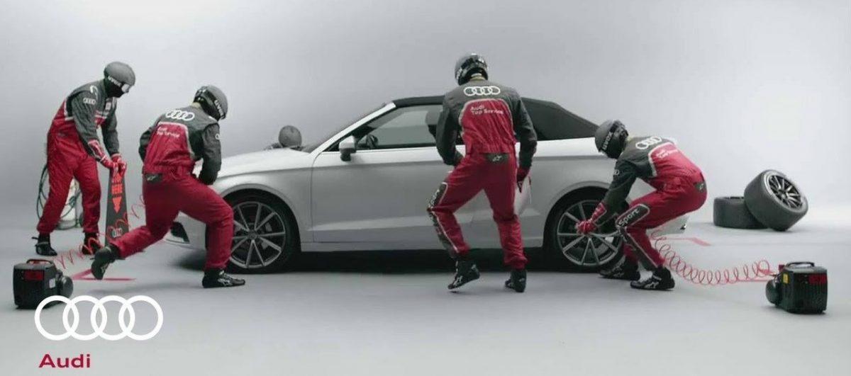 Manutenzione Audi: il top, al prezzo giusto